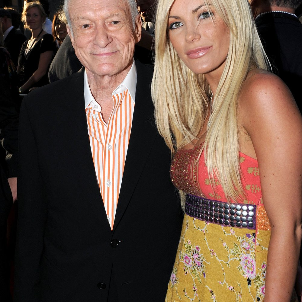 Hugh Hefner hat geheiratet