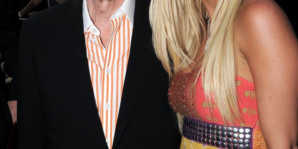 Hugh Hefner hat geheiratet