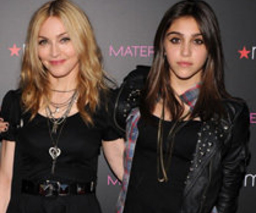 Madonna nervt ihre Tochter Lourdes