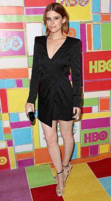 Kate Mara bei einer Emmy-Party