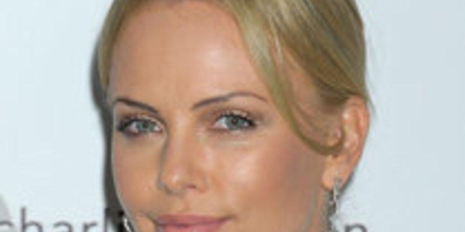 Charlize Theron: Ein Abend im Kino