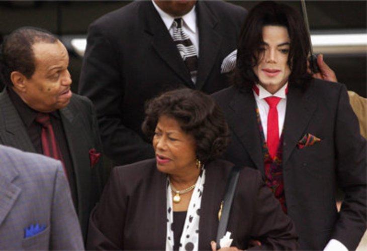 Michael Jackson musste vor Gericht erscheinen