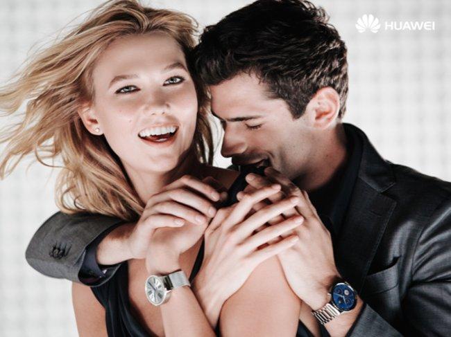 Die Huawei Watch vereint Fashion und Technologie auf stylische Art und Weise. Sie haben die Wahl zwischen edlen Armbändern in Gold oder Silber, oder einem sportlichen Lederarmband – die Sie immer wieder austauschen können.