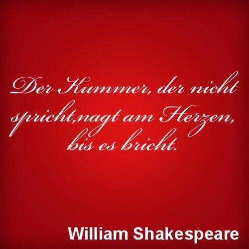 Shakespeare Zitat