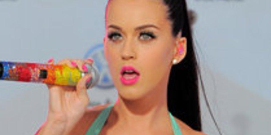 Katy Perry: Tattoo als Liebesbeweis