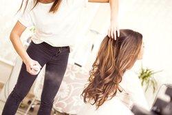Haare toupieren Haarspray