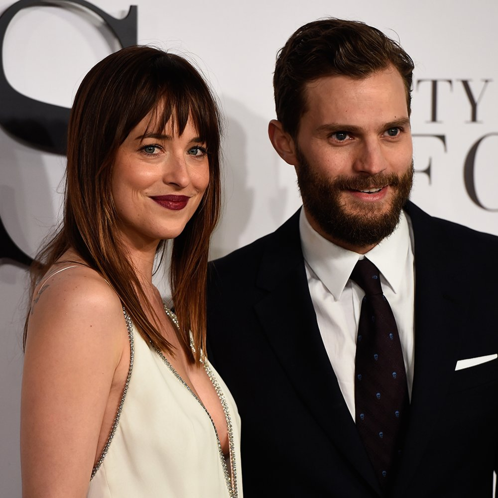Fifty Shades: Dakota Johnson und Jamie Dornan
