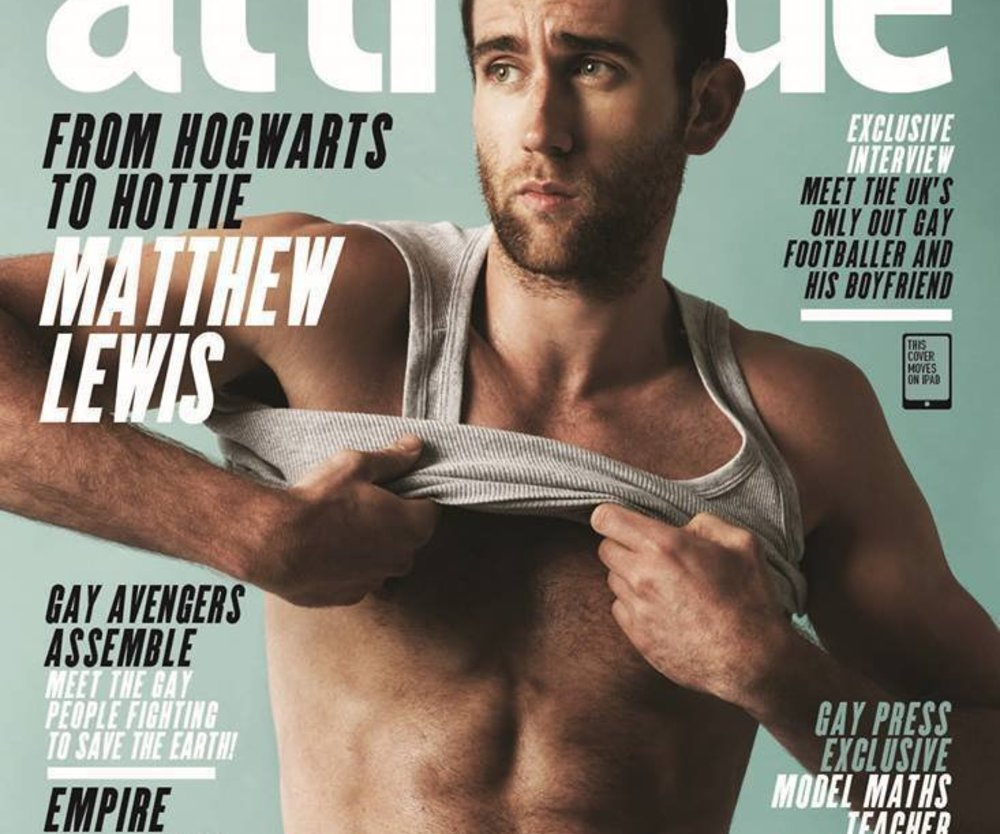 Harry Potter: Neville Longbottom zeigt sein Sixpack
