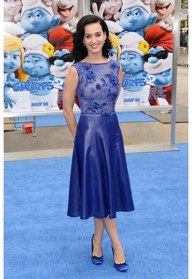 Katy Perry bei einer Filmpremiere in Westwood