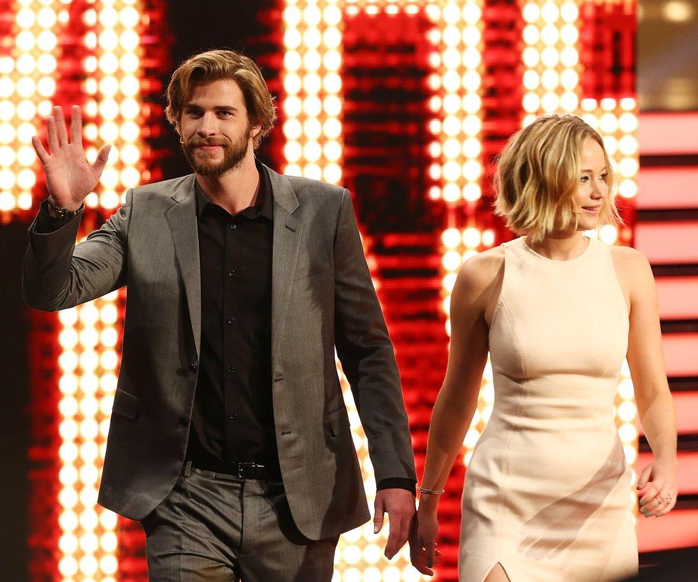 Jennifer Lawrence: Ihre Familie will sie mit Liam Hemsworth verkuppeln