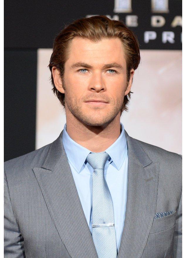 """Chris Hemsworth wurde vom """"People""""-Magazin zum heißesten Mann des Jahres gekürt"""