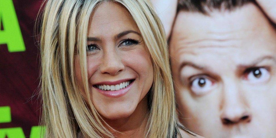 Jennifer Aniston nach GQ wieder oben ohne?