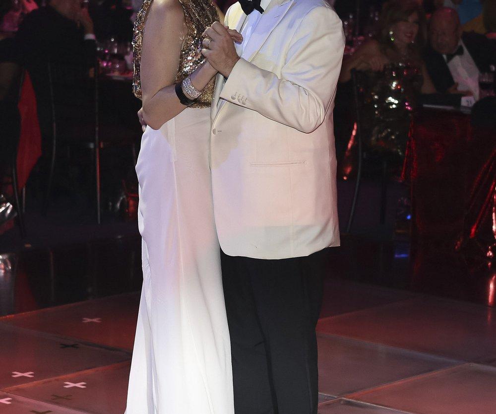 Charlène und Albert von Monaco: Verliebt auf dem Tanzparkett