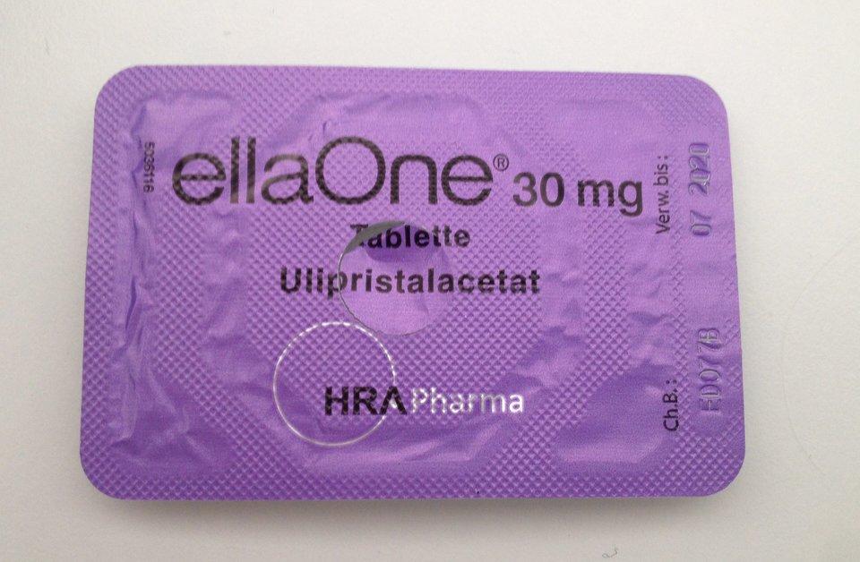 Ab wann wirkt die pille wieder nach pille danach
