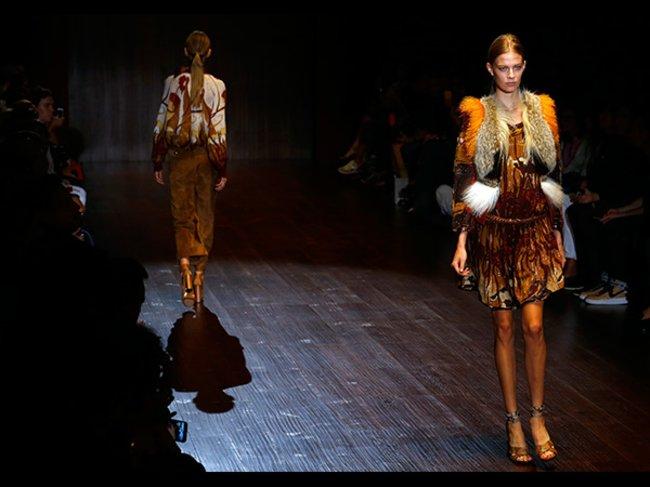 Mailand Fashion Week Gucci