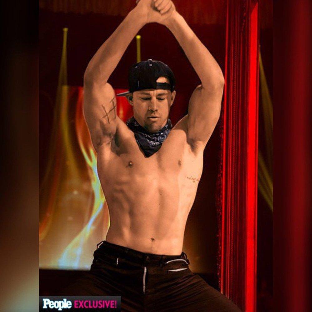 Channing Tatum lobt seinen Stripperkollegen Joe Manganiello