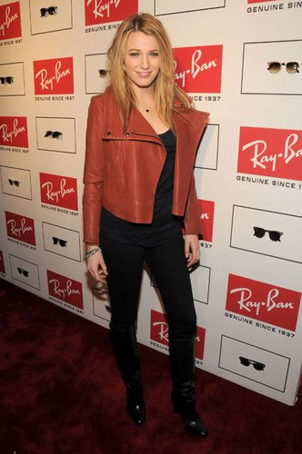 Gossip Girl Star Blake Lively stammt aus Tarzana