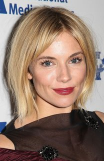 Sienna Miller: Blonder Long Bob