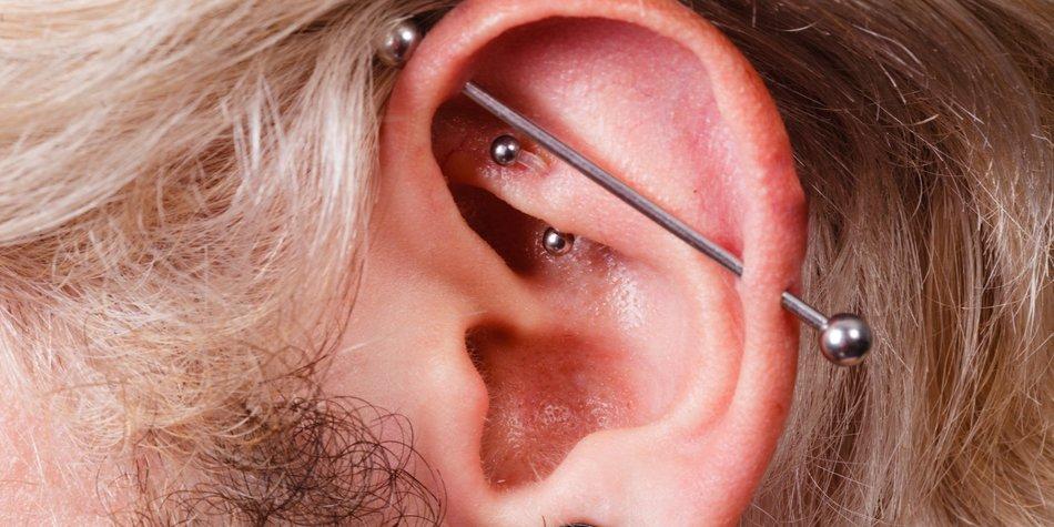 Rook-Piercing