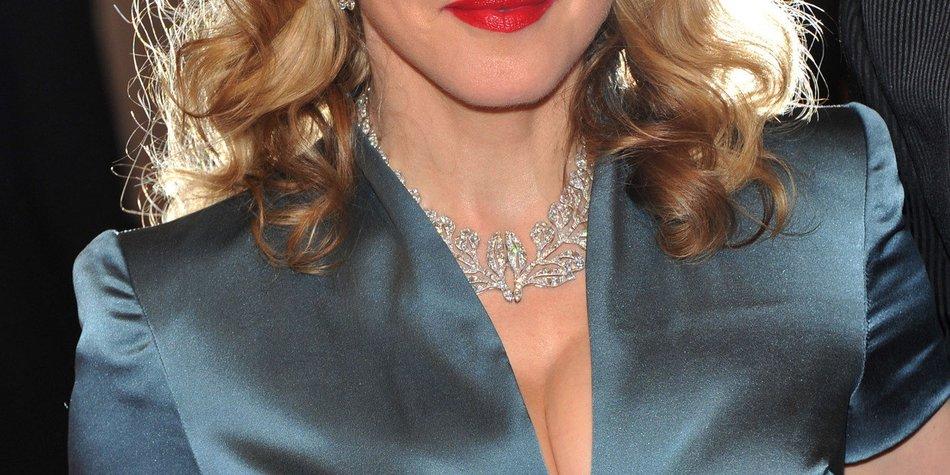 Madonna feiert 53. Geburtstag