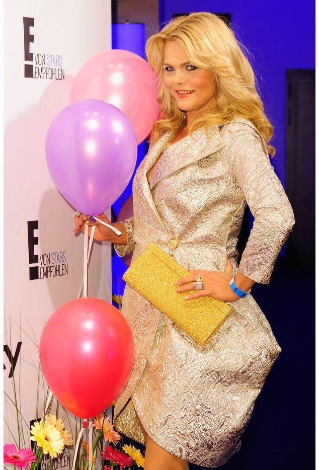 """Diana Herold hat den Titel """"Promi Shopping Queen"""" erhalten"""