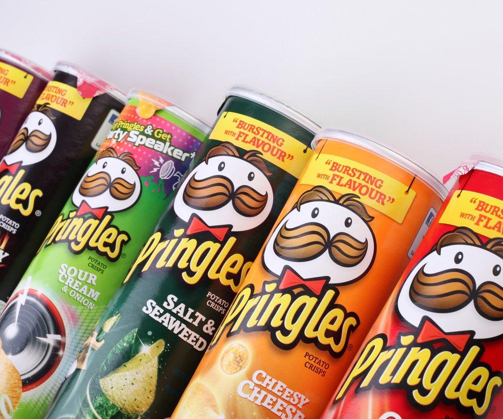 Isst Du Pringles auch falsch?