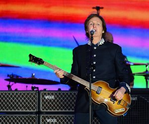 Paul McCartney tritt bei den Olympischen Spielen auf