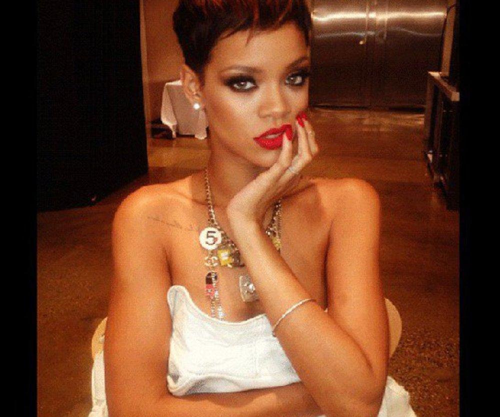 Rihanna wirbt nicht für Chanel