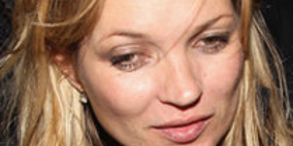 Kate Moss: Das ewige Party-Girl!