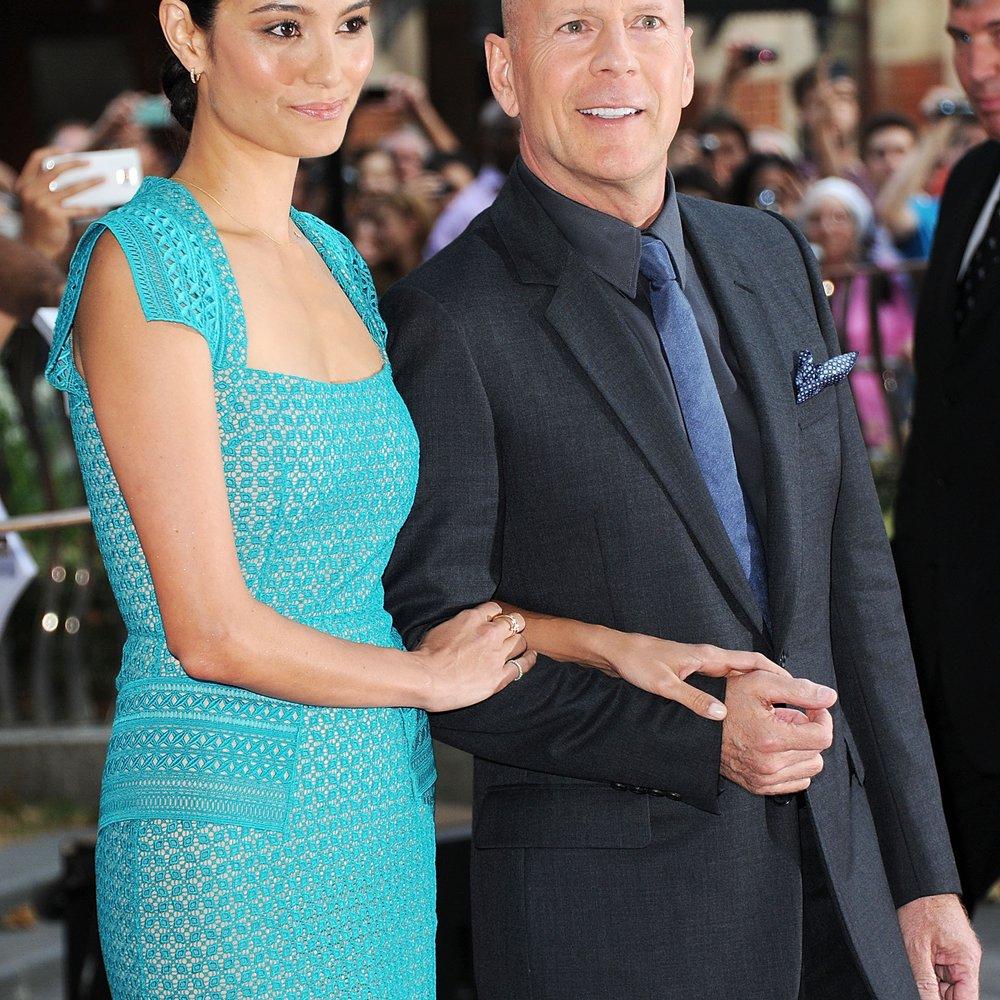 Bruce Willis: Seine Töchter lernen sich kennen