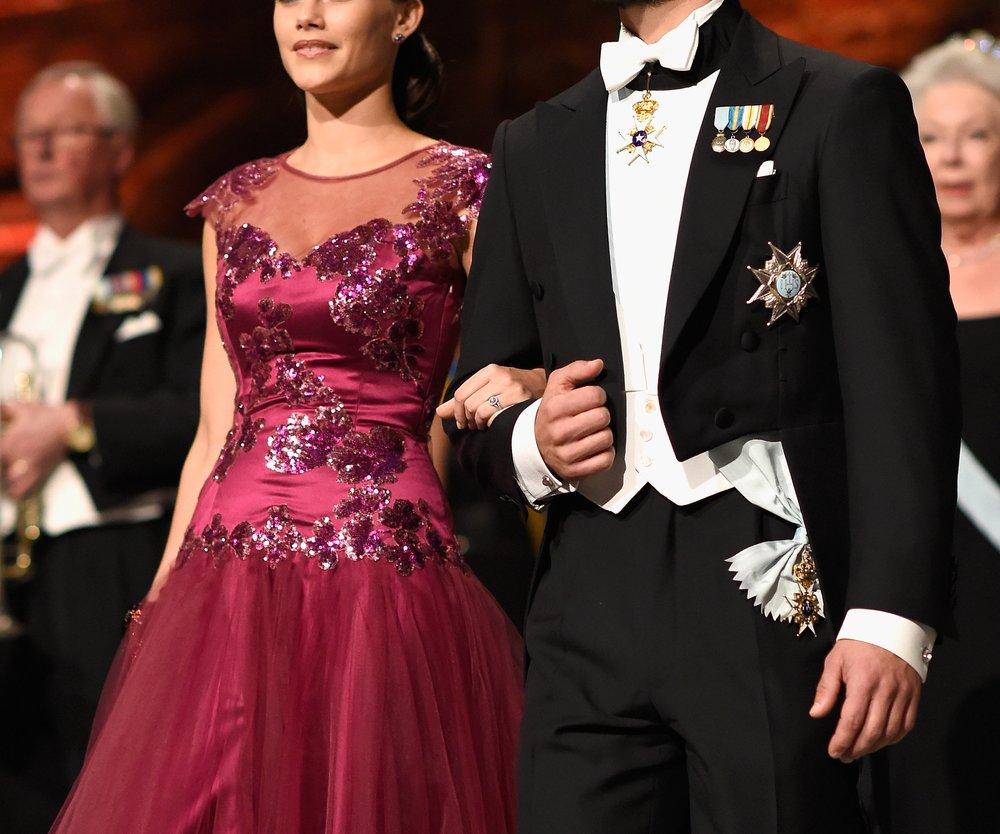 Sofia Hellqvist und Carl Philip von Schweden: Die Gästeliste steht!