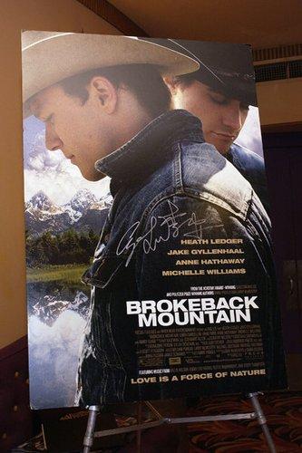 Brokeback Mountain mit Heath Ledger