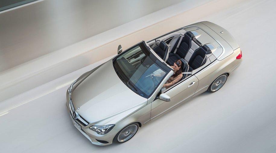 Mercedes Benz E-Klasse Cabriolet