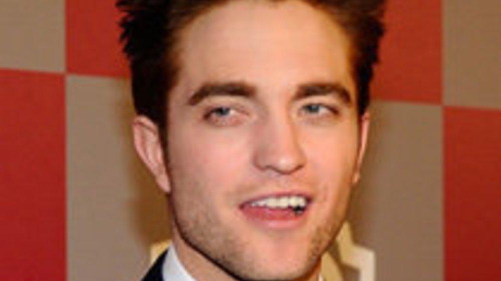 Robert Pattinson: Unterwäsche aus den 1920er Jahren!