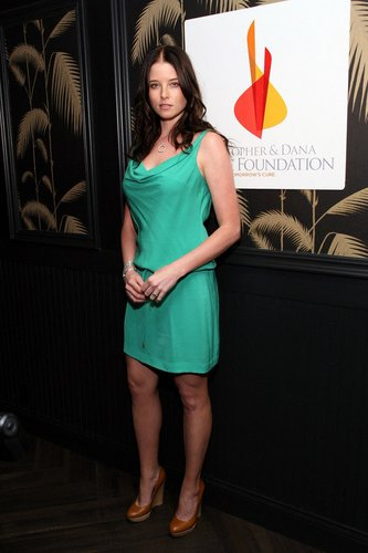 Criminal Minds-Darstellerin Rachel Nichols.