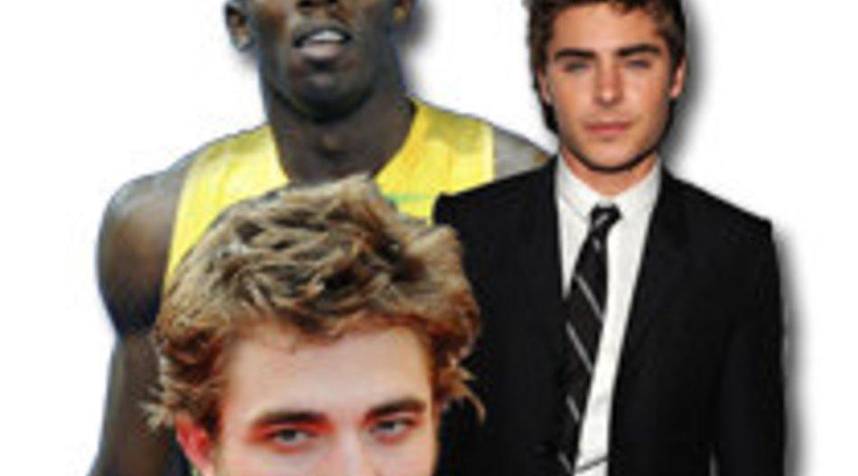 Robert Pattinson und Megan Fox: Menschen über die man spricht