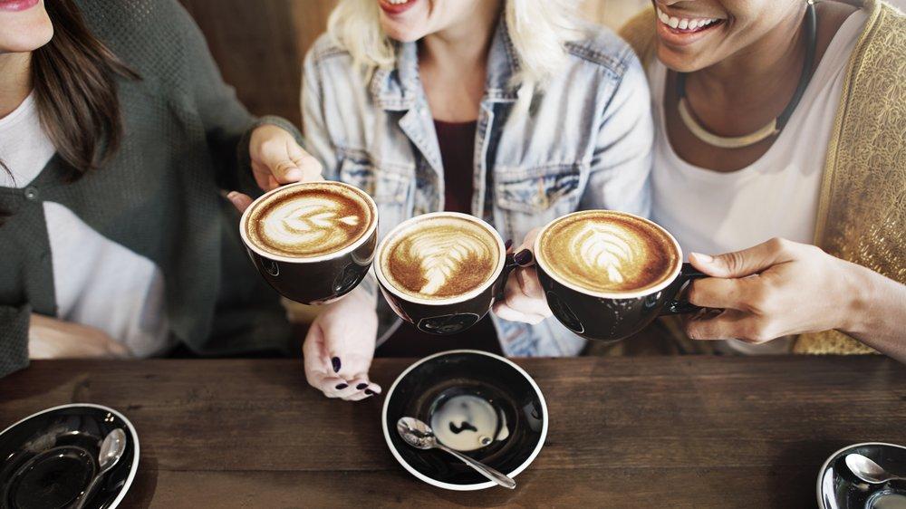 Kaffeautomaten so dreckig wie ein Abfluss