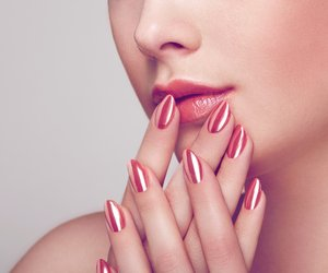 "Maniküre-Trend: ""Chrome-Nails"" sind der coolste Nageltrend 2021"