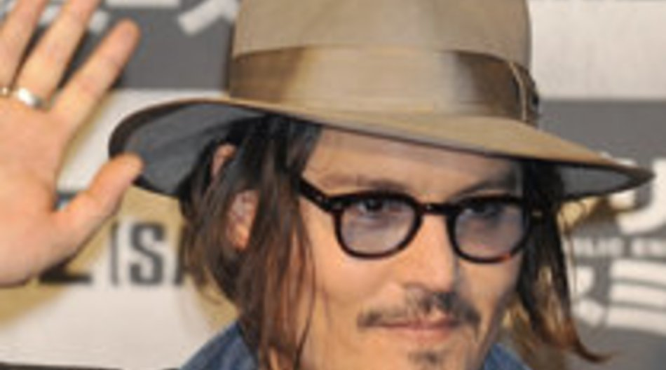 Johnny Depp: Ehrung von Heath Ledger