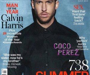 "Taylor Swift bringt Calvin Harris aufs Cover der ""Glamour"""