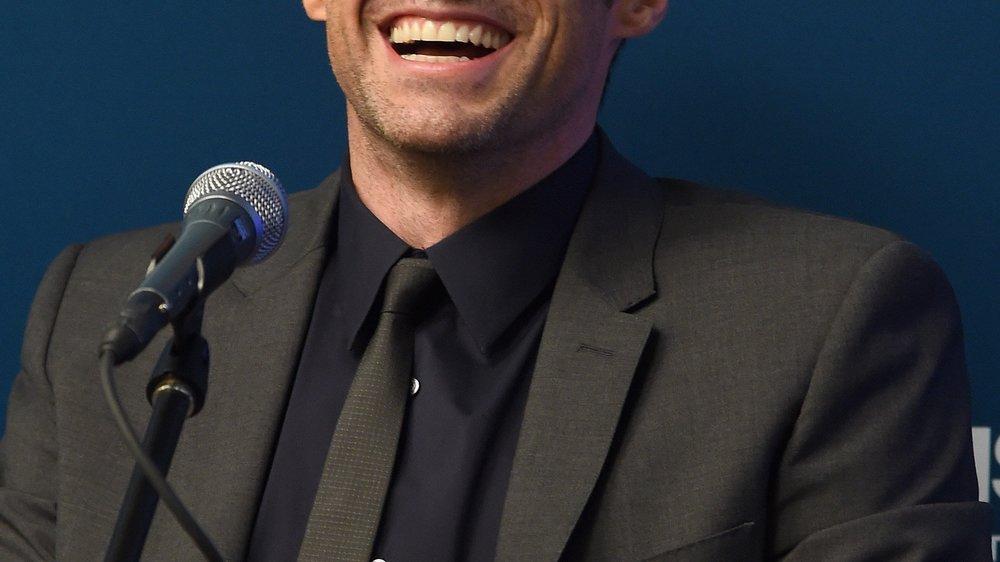 Hugh Jackman dreht in Deutschland
