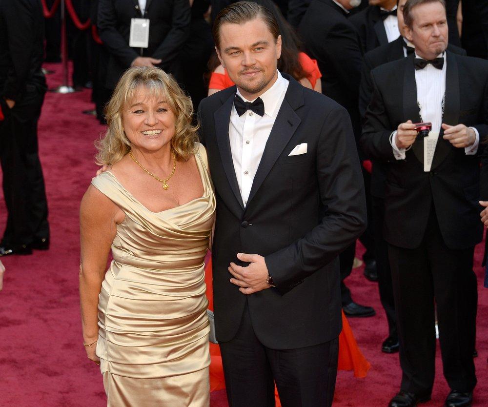 Leonardo DiCaprio hat den Segen seiner Mutter