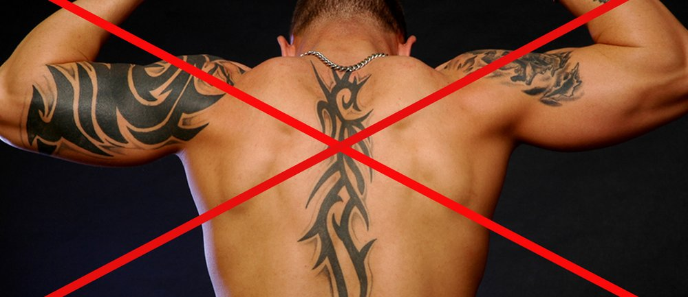 Das ist die neue Generation der Tribal-Tattoos
