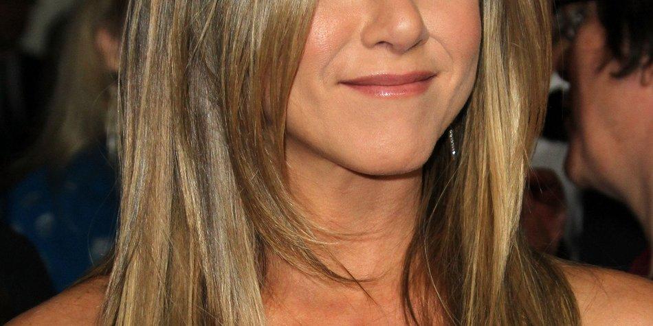 Jennifer Aniston: Justin Theroux schmeißt eine Party