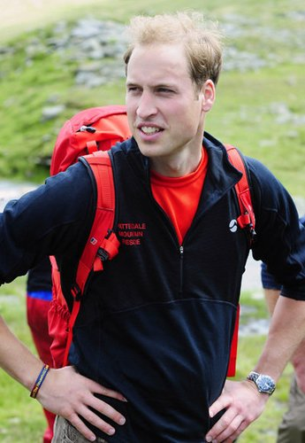 Der Bruder von Prinz Harry Prinz William