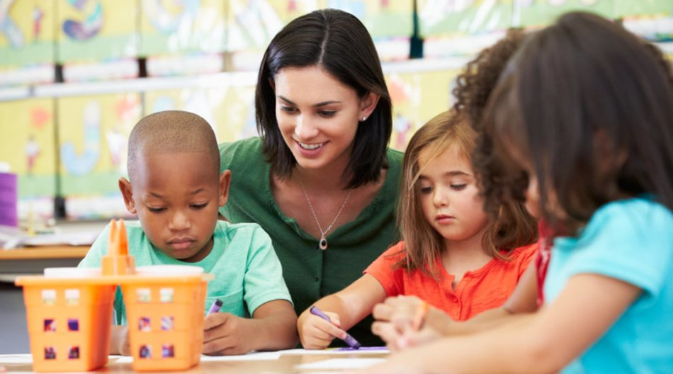Montessori Kindergarten - Förderung für Dein Kind