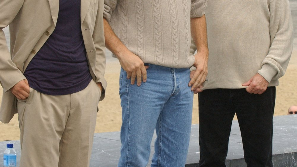Kevin Costner in Open Range