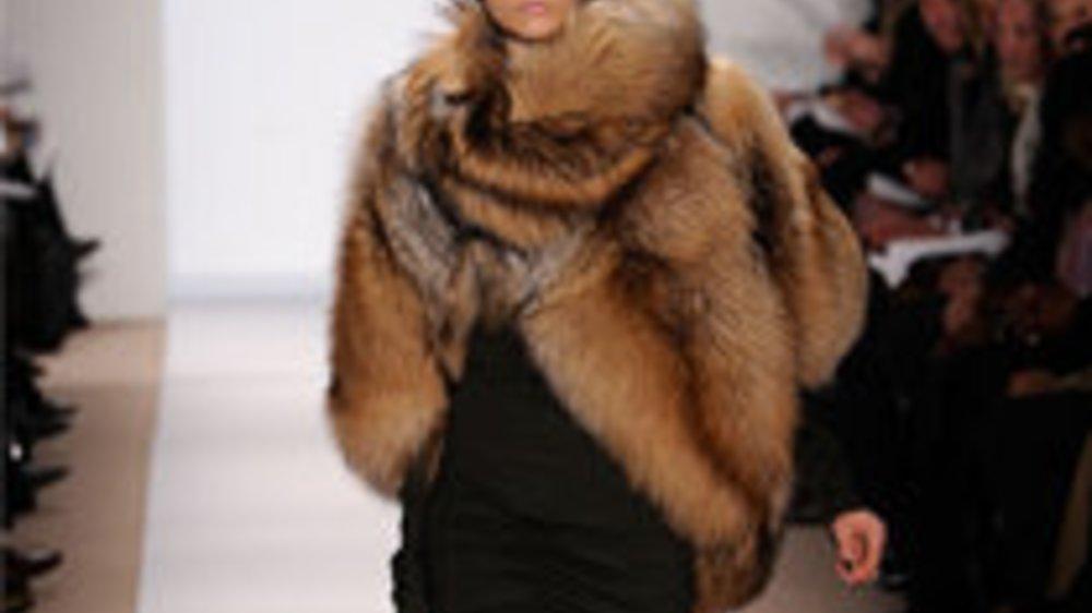 Fashion Week: Dennis Basso hat Mut zum Pelz