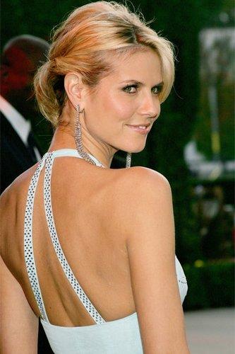Heidi Klum beim Oscar