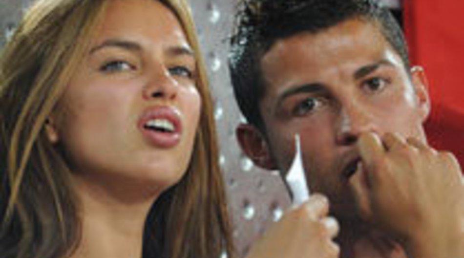 Cristiano Ronaldo: Seine Freundin steht zu ihm